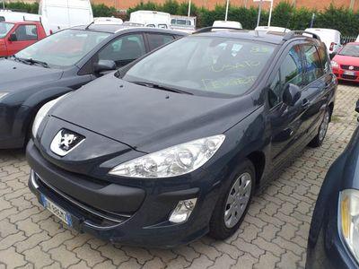 usata Peugeot 308 S.W. Premium 1.6 HDi 90 CV