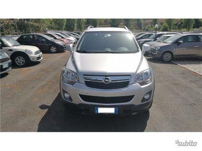 usado Opel Antara 2.2CDTI 4x4 MISTO PELLE PDC VOL MULT