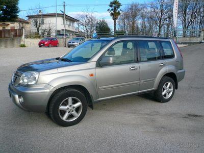 usado Nissan X-Trail 1ª serie 4x4
