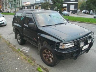 usata Opel Frontera 2.5 turbodiesel 3 porte Sport Edition Hard Top