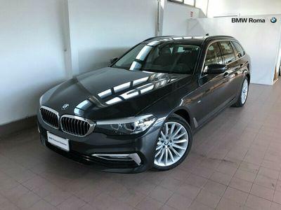 usata BMW 520 d Touring Luxury