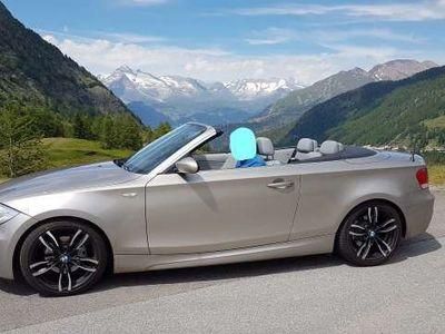 usata BMW 125 Cabriolet