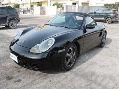 used Porsche Boxster 2.5i 24V cat