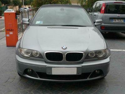 usata BMW 320 Cabriolet Serie 3 Cd