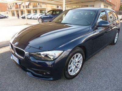 usata BMW 318 d Touring B.ness Advantage aut. km 67000 legge 104