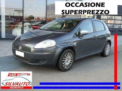 usata Fiat Grande Punto 1.4 GPL 77CV 5 PORTE