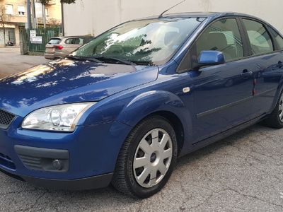 second-hand Ford Focus 1.8TDCI