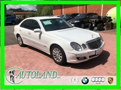 used Mercedes E220 CDI EVO Classic Automatica