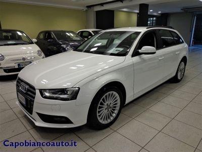 usata Audi A4 Avant 2.0 TDI 143CV F.AP. multitronic Advanced rif. 6578051