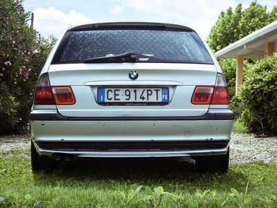 usata BMW 330 Serie 3 (E46) turbodiesel cat Touring Atti