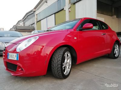 gebraucht Alfa Romeo MiTo MiTo 1.4 T 120 CV Distinctive Premium Pack
