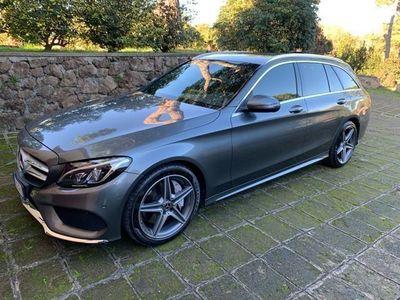 usata Mercedes C250 d S.W. Automatic Business