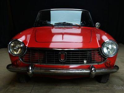 used Fiat 1500 Cabriolet, anno 1964, certificata ASI