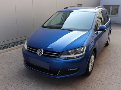 usata VW Sharan 1.4 Tsi Dsg 7.sitzer Comfortline Navi,kli
