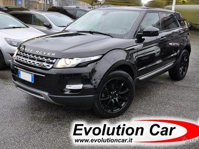gebraucht Land Rover Range Rover evoque 2.2 TD4 150 CV 5P PURE PELLE AUT. SENSORI TELEFONO