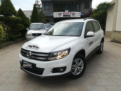 brugt VW Tiguan 2.0 TDI 110 CV Sport & Style BlueMotion Technology