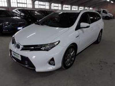 used Toyota Auris Touring Sports 1.8 hybrid lounge elettrica/benzina