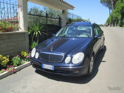 used Mercedes E270 Cdi Berlina Pelle Begie Tetto