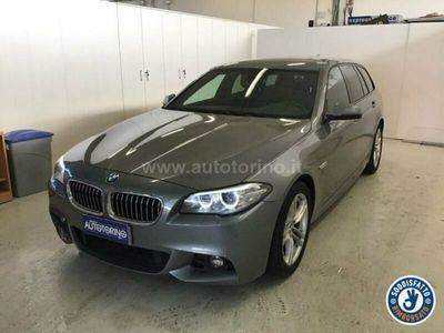 usata BMW 520 Serie 5 Touring 520 d touring xdrive Msport 190cv auto