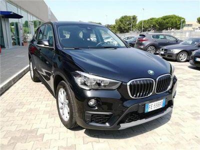 usado BMW X1 xDrive18d del 2016 usata a Bari