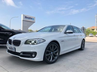 usado BMW 520 d Touring automatica restyling 190cv