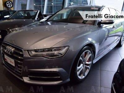 usata Audi S6 Avant 4.0 TFSI quattro S tronic del 2017 usata a Assago