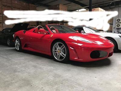 usata Ferrari F430 F430Spider F1 Usato