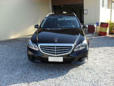 usata Mercedes E200 CDI S.W. Executive