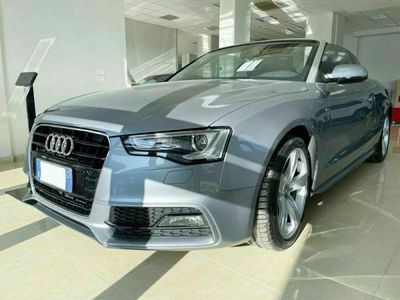 usata Audi A5 Cabriolet 2.0 TDI clean diesel multitronic Ambiente