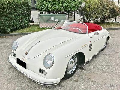 used Porsche 356 speedster 1500 mille miglia omol.asi