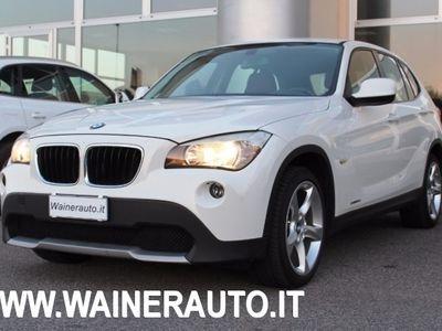 usata BMW X1 sDrive18d CAMBIO AUTOMATICO PELLE CLIMA AUTO
