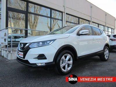 brugt Nissan Qashqai 1.5dCi Acenta #Euro6B#Prezzoreale