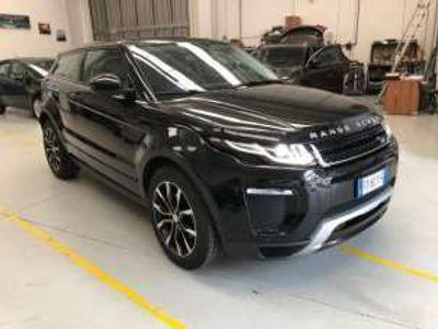 usata Land Rover Range Rover evoque 2.0 TD4 180 CV Coupé SE Dynamic Automatica Diesel