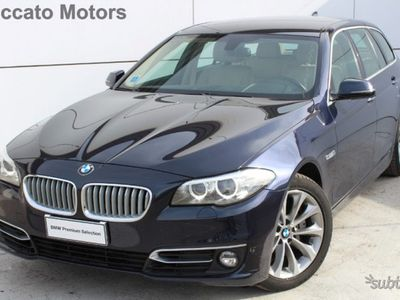 used BMW 525 Serie 5 Touring d xDrive Luxury del 2014 usata a Castelfranco Veneto