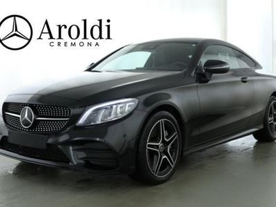 usata Mercedes C300 d Coupé AUTO PREMIUM AMG + NIGHT PACK