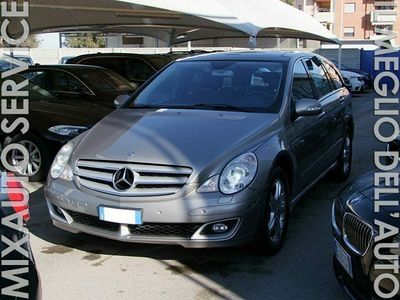 used Mercedes R320 Lunga 3.0 CDI 165kw 4 Matic