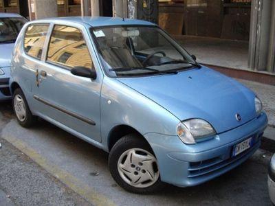 usado Fiat Seicento 1.1i cat clima benzina