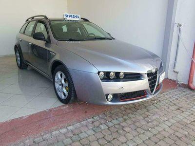 usata Alfa Romeo 159 1.9 jtdm 150cv sw 2009 da nord gara 1 anno