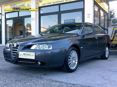usata Alfa Romeo 166 2.4 Jtd M-jet 20v Classic Usato