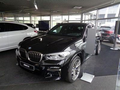 usata BMW X4 M40d Ahk Innovation Entertainment Businessprof