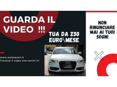 usata Audi A4 Avant 2.0 TDI 150 CV multitronic Business Plus