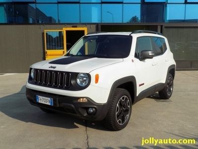 used Jeep Renegade 2.0 Mjt 170CV 4WD Active Drive Low Trailhawk