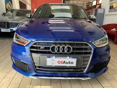 usado Audi S1 Sportback 2.0 TFSI quattro usato