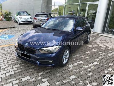 brugt BMW 118 118 D 5 PORTE