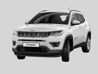 usata Jeep Compass 2.0 MjtII 140CV Dsl 4WD A9-Longitude MY20