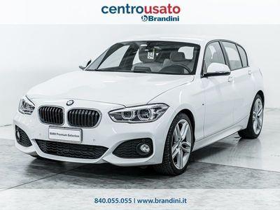 usata BMW 116 Serie 1 F/20-21 2015 d Msport 5p auto