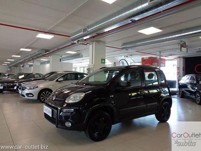 gebraucht Fiat Panda 4x4 1.3 MJT 95 CV S&S