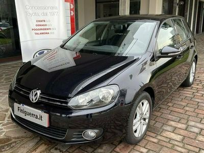 usata VW Golf 1.4 tsi Highline 5p dsg
