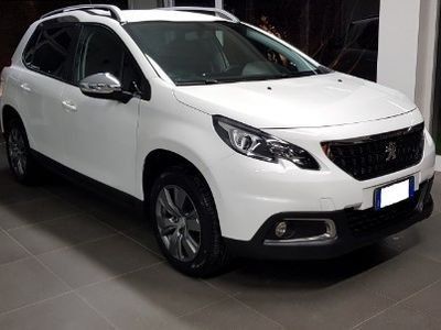 second-hand Peugeot 2008 - 2017