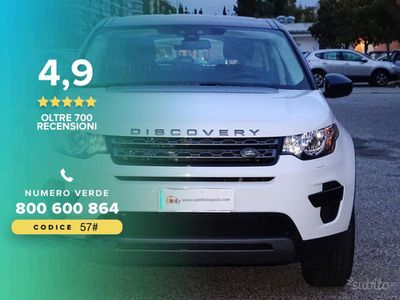 gebraucht Land Rover Discovery Sport 2.0 TD4 150 CV Pure